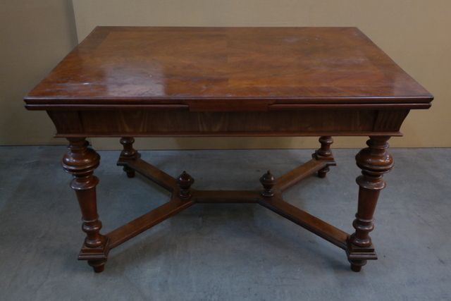 Gr nderzeit tisch esstisch wilhelminian time dining table for Second hand esstisch