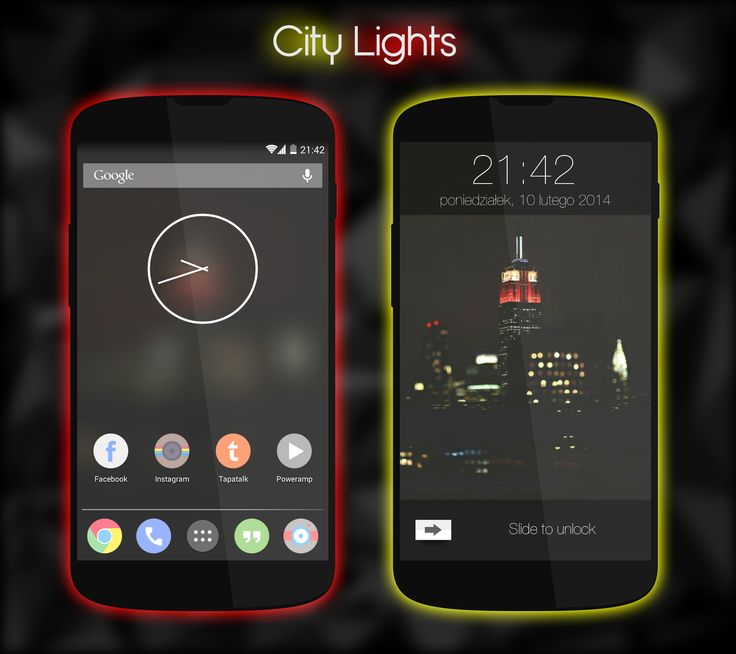 City Lights. by tureq.deviantart.com on @deviantART