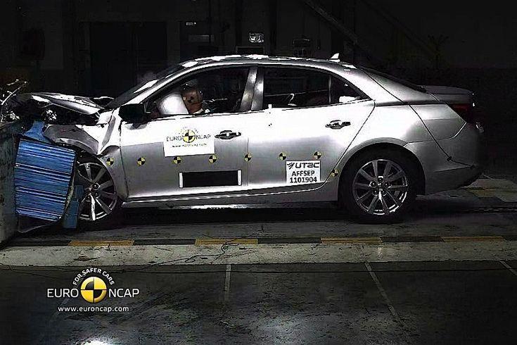Chevrolet Malibu 2014 получил 5-звездный рейтинг безопасности от NHTSA | Новости автомира на dealerON.ru