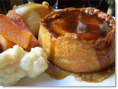 Steak and ale pie. British meat pies. Winter is coming so let's bring on the pies!
