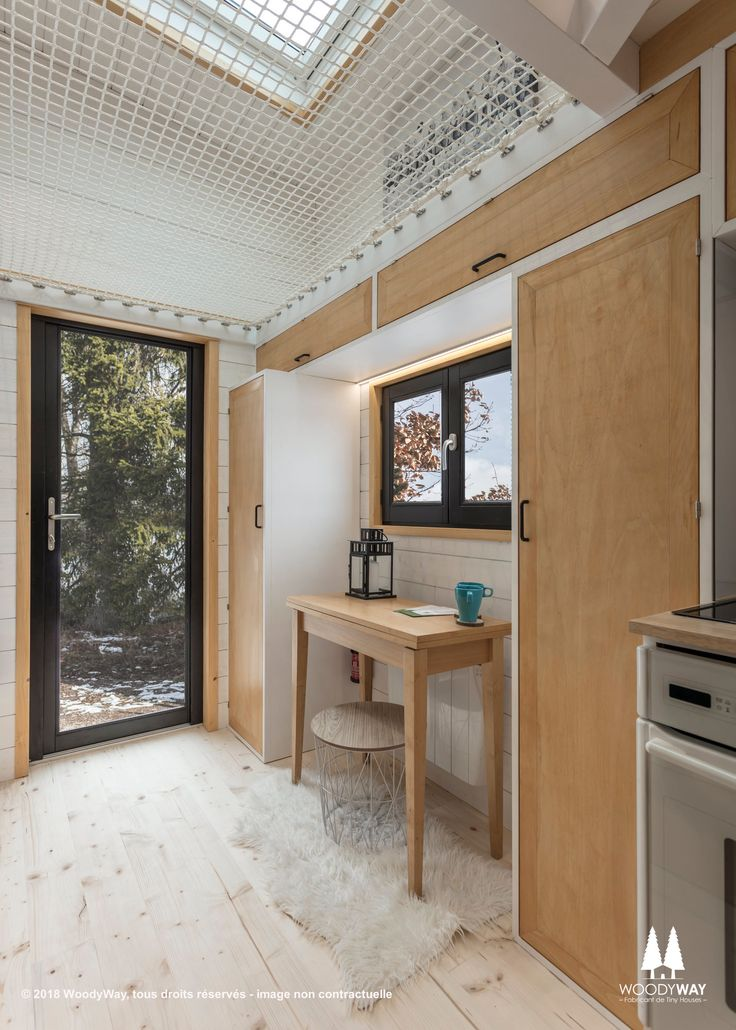 34 best Tiny House Workspaces images on Pinterest