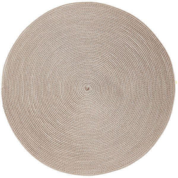 Deborah Rhodes Braided Round Placemat (545 UAH) ❤ liked on Polyvore featuring home, kitchen & dining, table linens, no color, round placemats, cream placemats, deborah rhodes placemats, braided table mats and ivory placemats