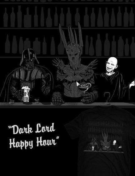 Dark Lord Happy Hour.