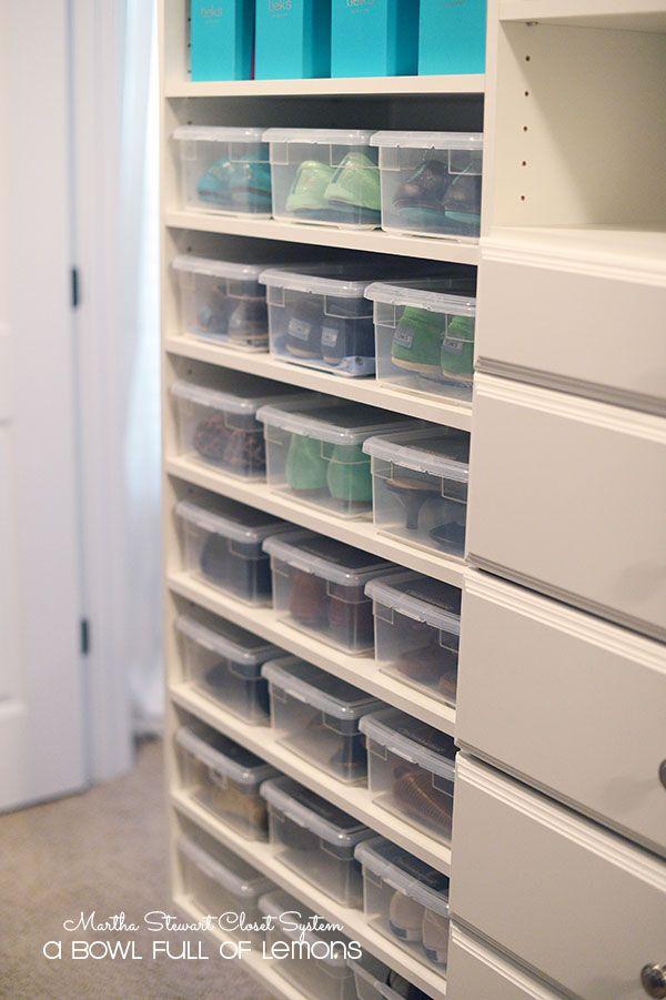 913 best images about ww shelving plans ideas on for Martha stewart garage organization