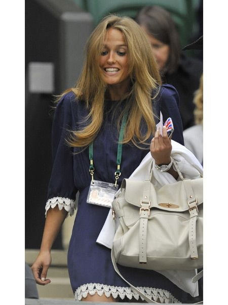 andy murray's girlfriend, kim sears - i'm beyond obsessed with her hair