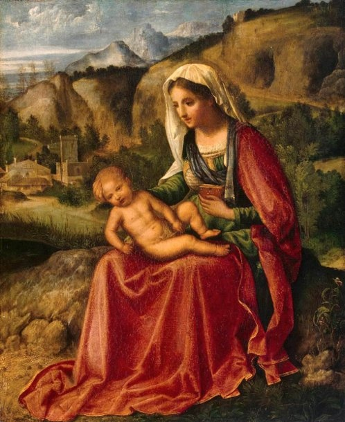 Giorgione (1477 – 1510, Italian) Discover the coolest shows in New York at www.artexperience...
