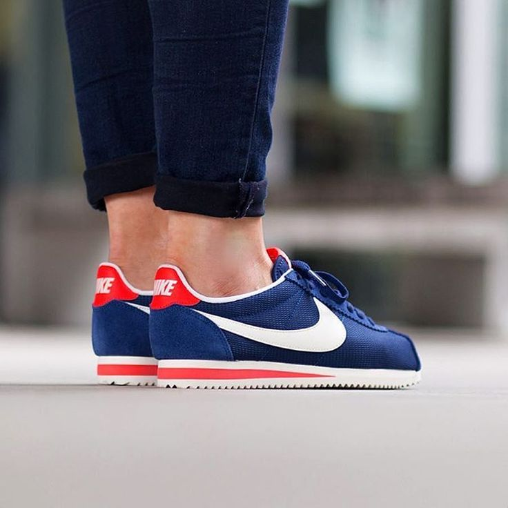 Sneakers femme - Nike Cortez (©titoloshop)