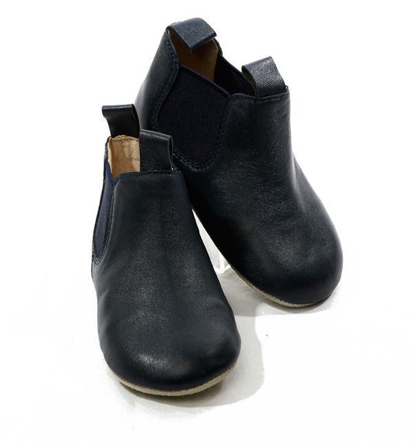 Skeanie   Riding Boots   Navy Our Skeanie leather pre-walker riding boots for babies are made of buttery soft leather in a gorgeous navy.
