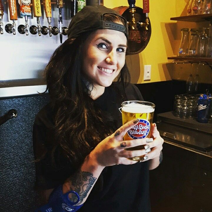 Stop in and have the lovely Roxy pour you a new Oskar Blues Passion Fruit Pinner IPA on tap!  We'll be showing all the NFL Preseason and 2016 Olympic Games on the big screens so come drink with us tonight at Rogue Pub! #roguepuborlando #craftbeer #oskarblues #passionfruitpinner #comedrinkwithus #LoveFL @RoguePub
