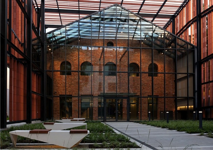 Pictures - Malopolska Garden of Arts - Architizer