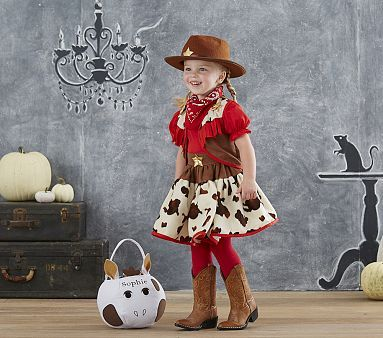 Toddler Cowgirl Costume #pbkids