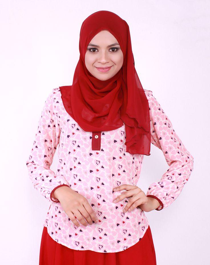 Butik maxi dress online di selangorku