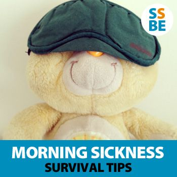 Click here to read about morning sickness survival tips http://sleepingshouldbeeasy.com/2012/10/22/morning-sickness-survival-tips/