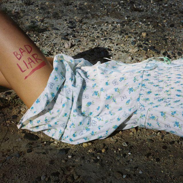 """""""Bad Liar"""" by Selena Gomez was added to my Brani playlist on Spotify"""
