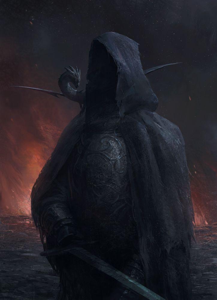 Fantasy & Sci-Fi Art Forum — adedrizils-shrine:             Evilguy by...
