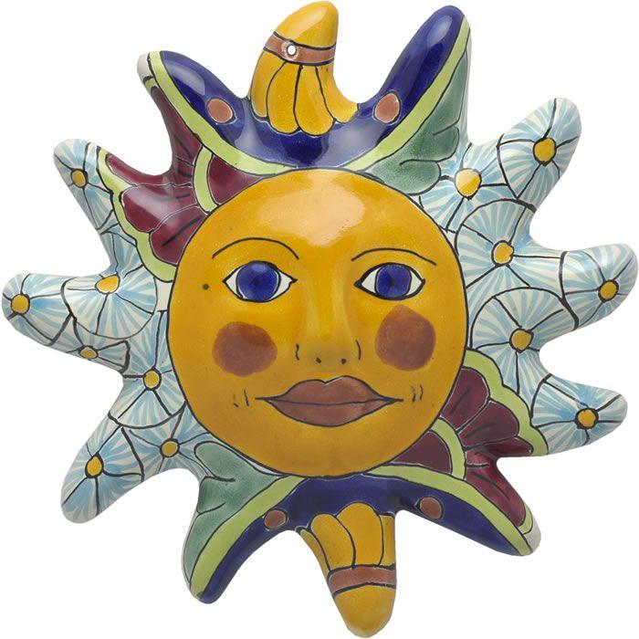 75 best South of the Border Art images on Pinterest   Sun moon stars ...