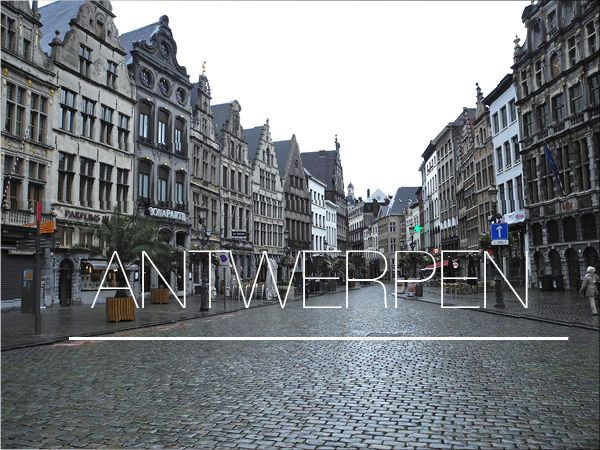 Anversa - puntata zero.
