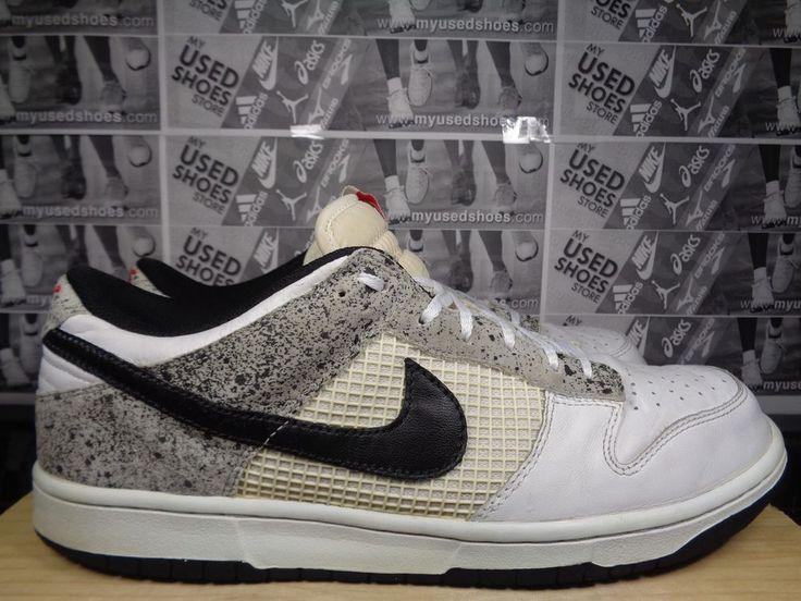Mens Nike Dunk Jordan Retro 4 Basketball shoes size 10.5 us 304714-107