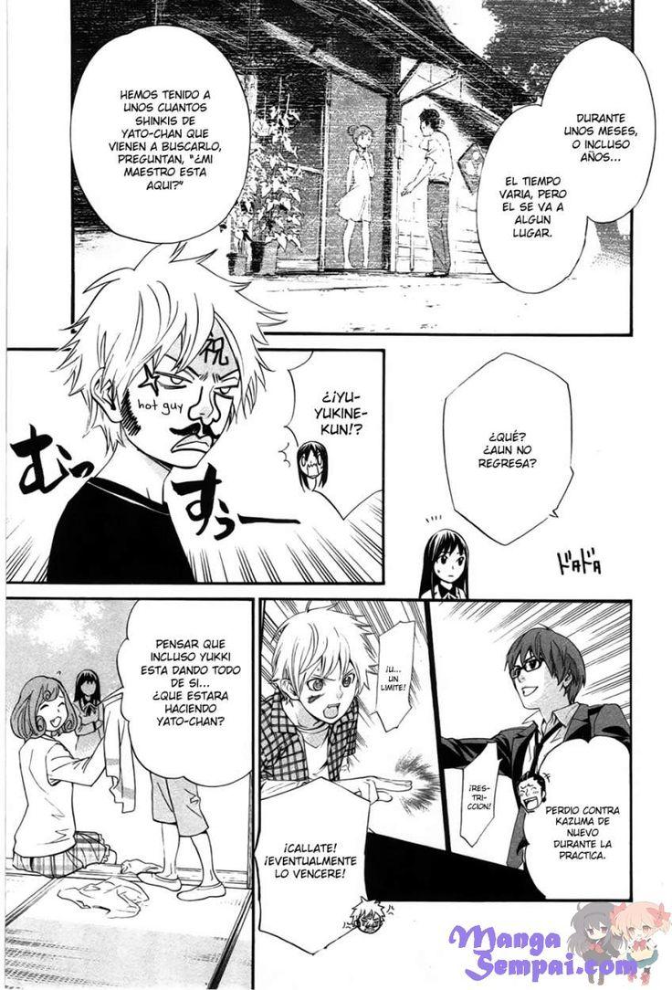 Ver Noragami 28 Manga Online - Manga Sempai