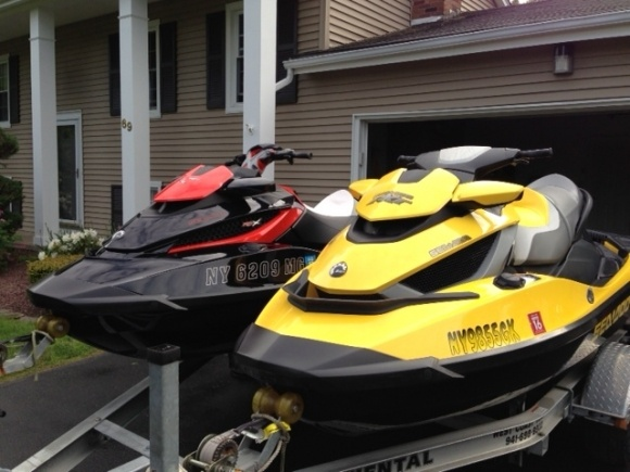 Good looking pair of jet skis for sale look for them on  Florida Boat Ads http://www.floridaboatads.com/index.php/search-ads/boats/pair-of-2010-seadoo-rxtx-rxt-is-jetskis