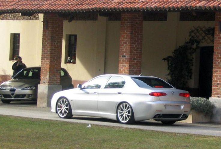 Alfa Romeo 166 GTA v8