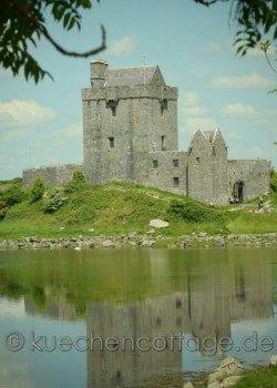 Dunguaire Castle Nähe Kinvarra  #dunguairecastle #irland #urlaub #reise #rundreise #fotografie #blog