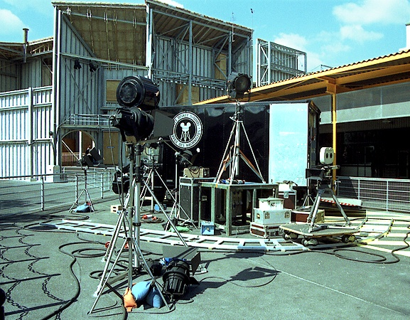 Parc Walt Disney Studios - 2002