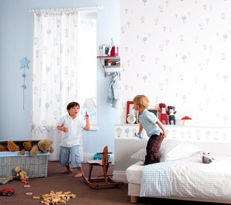 Casadeco Tapeten Kinderzimmer : Julie Et Jules