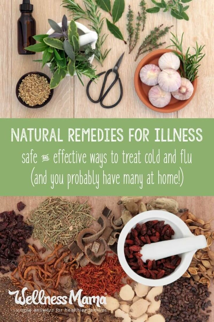 Natural Remedies for Colds & Flu (To Help Recover Faster ...