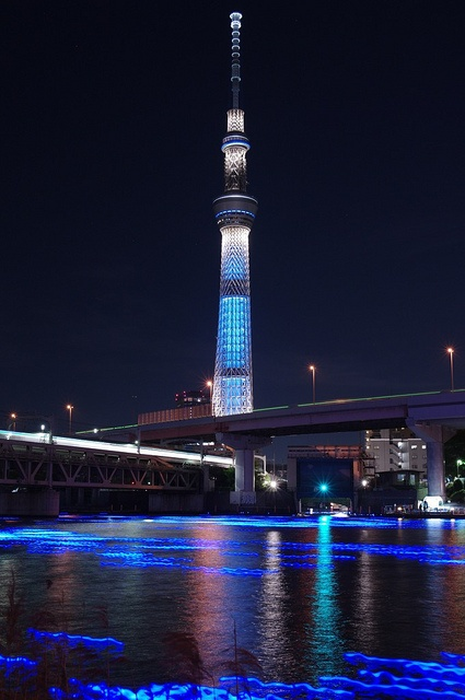 Tokyo Sky Tree, Japan--Physiographically, Eurasia is a single continent.  The concepts of Europe and Asia as distinct continents date back to antiquity and their borders are geologically arbitrary, with the Ural and Caucasus ranges being the main delimiters between the two.