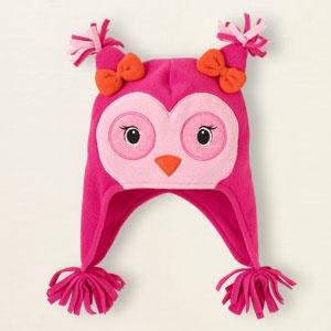 For SOPHIA fleece owl hat                                                                                                                                                                                 More