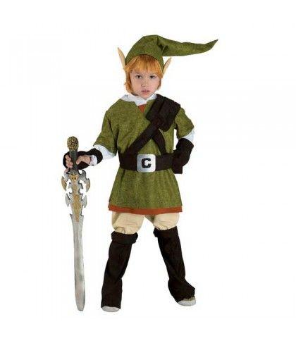 Link στολή για αγόρια ο Θρύλος της Ζέλντα