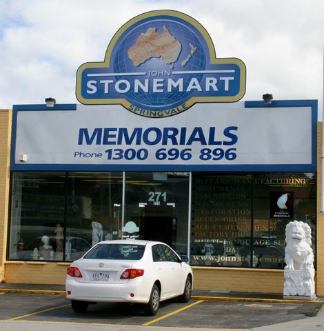 John Stonemart Memorials charges you peanuts and makes well-sculpted Cheap Headstones in Melbourne with flawless masonry. We listen and we care, taking the time to hear your heartfelt stories and beautiful shared memories of your beloved.