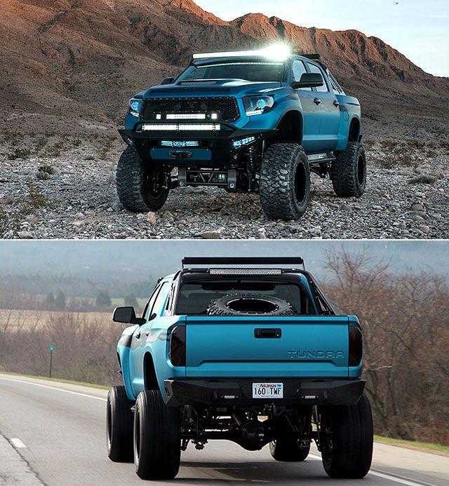 """Keena Bryants Toyota Tundra """"Aphrodite"""" – Jede Königin braucht ihren eigenen Streitwagen   – Dream cars"""