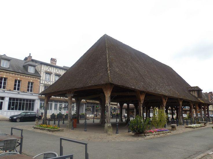 La Halle Lyons-La-Forêt (Eure) Normandie