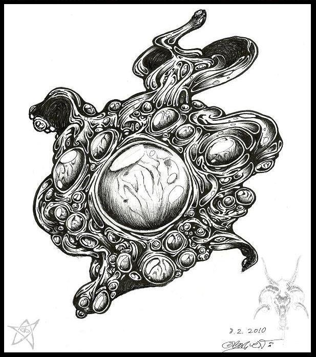Yog-Sothoth by Barguest.deviantart.com on @deviantART