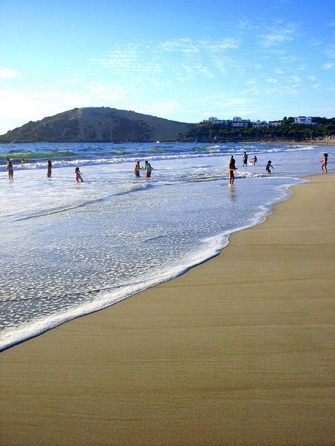 Playa blanca - Chile