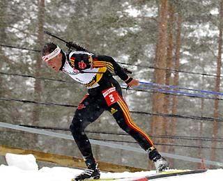Sven Fischer in finland