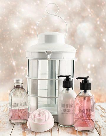 Buy Pinktastic Christmas Hamper for Her Online - NetGifts