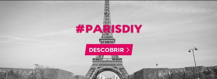 """#PARISDIY - Uma campanha muito legal sobre Paris, duvida? - Mega Roteiros. Dicas dos melhores destinos do mundo Air France lança """"Paris Do It Yourself"""", plataforma de viagem virtual para a Cidade Luz.  Os serviços digitais revolucionaram a forma como os viajantes utilizam o transporte aéreo. Hoje, quase toda viagem é comprada online e mais de dois terços dos viajantes consultam sites e blogs na...  Leia mais em: http://megaroteiros.com.br/parisdiy-uma-camp"""