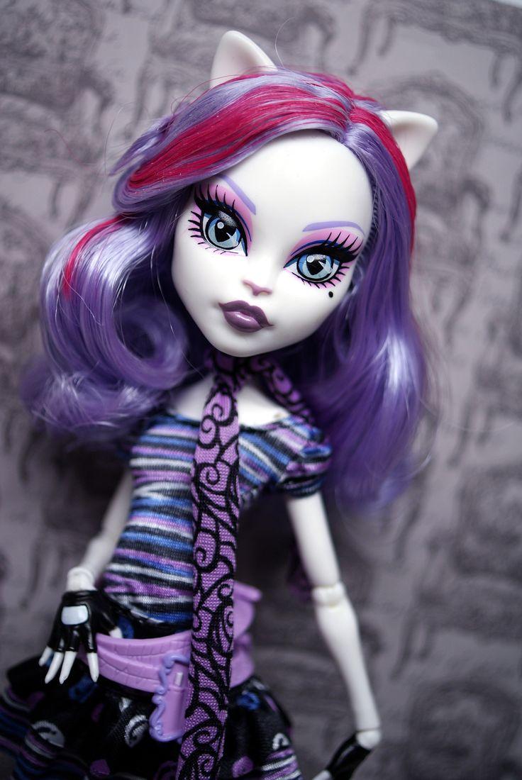 Catrine demew popular catrine demew doll buy cheap catrine demew doll - Miss Clawdeen Monnsterhigh Pinger Pl