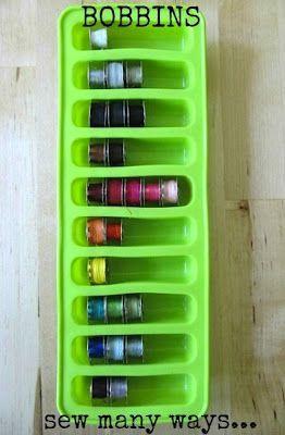 ice cube tray ideas