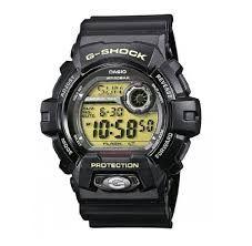 Casio G-Shock Men's G-8900-1ER Yellow Chronograph Watch