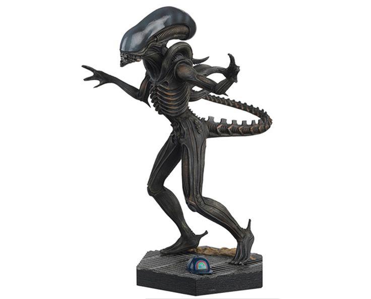 Eaglemoss Xenomorph Alien 1979 Cast