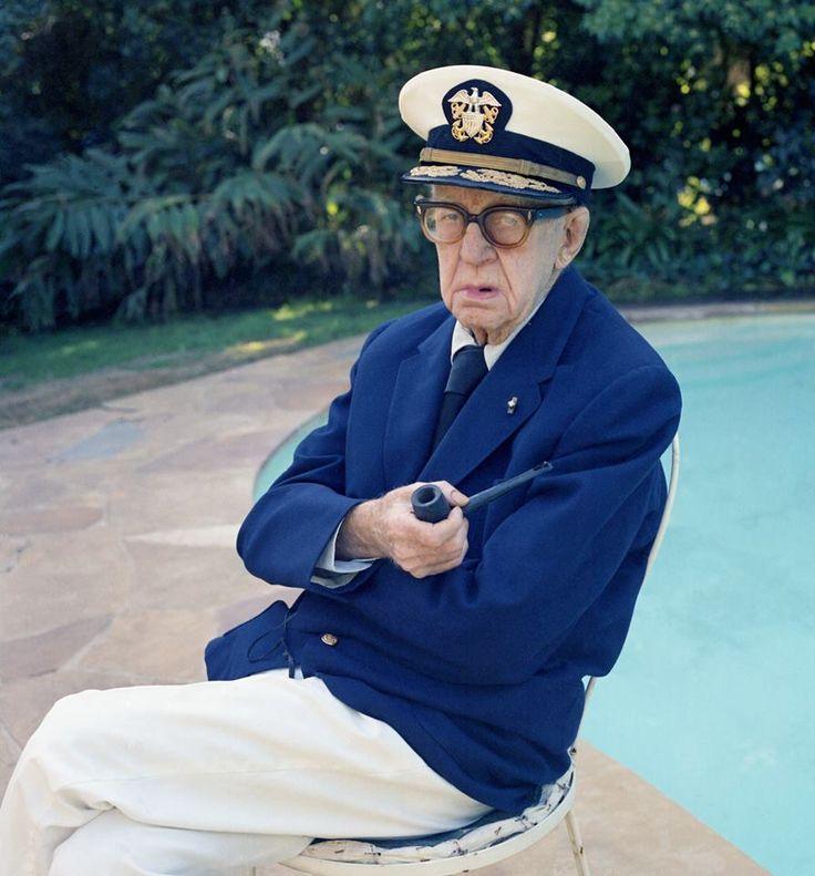 Film Director, John Ford (Admiral)