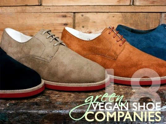 18 vegan shoe companies that are eco-friendly and ethical, to boot!