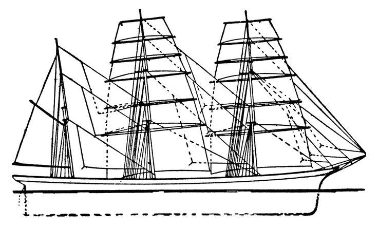 192 Best Images About Veleros Diagramas