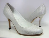 Style WS070 - Mallouk Shoes create custom, hand-made shoes and matching handbags.