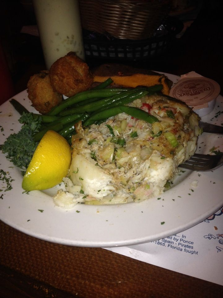 Stumpknockers Seafood In Inverness Florida Citrus County