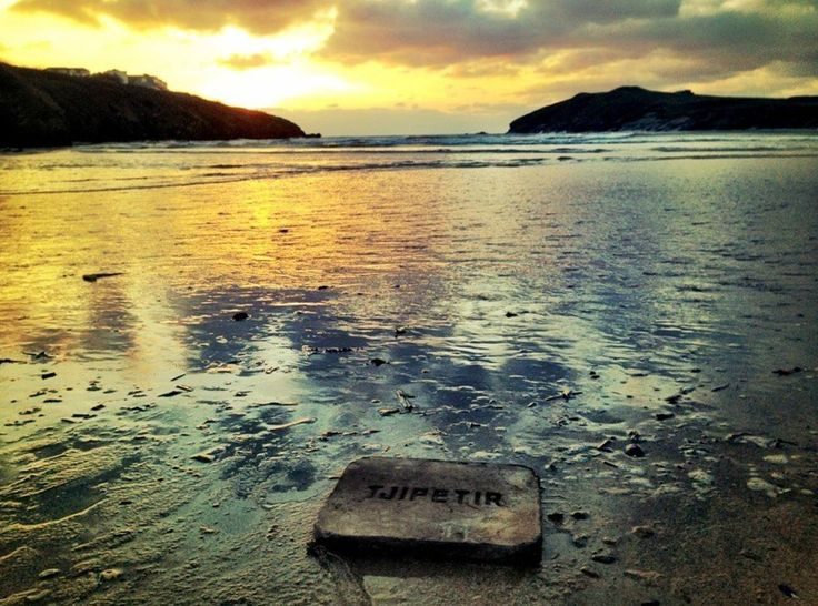The Mysterious Tjipetir Blocks - Dark Slabs with Cryptic Writing Found on Beaches Across Europe